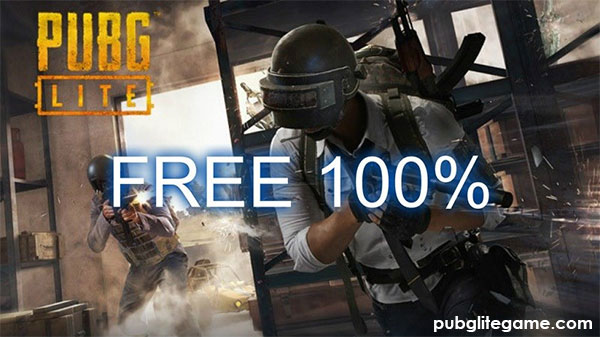 Download PUBG Lite 100% free without Fake IP