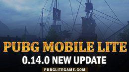 Download PUBG Mobile Lite 0.14.0 Update