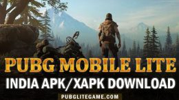 Download PUBG Mobile Lite India APK/XAPK For Android