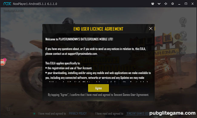 Install PUBG Mobile Lite on PC