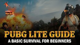 A Basic Survival Guide For Beginners in PUBG Lite