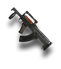 Groza Weapon