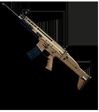 Scar-L Weapon