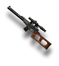 VSS Weapon