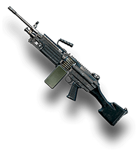 M249 Weapon