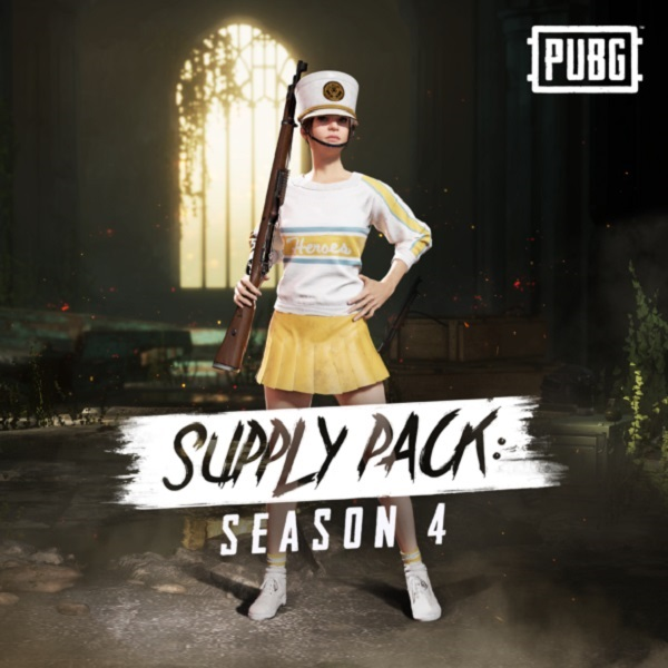 PUBG – Supply Pack: Season 4