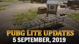 PUBG Lite: Latest Updates On 5 September, 2019