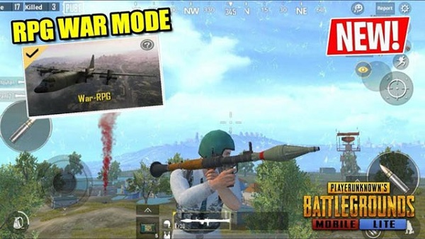 Pubg War-RPG Mode