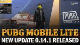 PUBG Mobile Lite 0.14.1 Update Out Now
