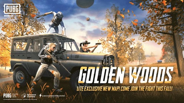 Golden Woods Is A New Map Exclusively Designed For PUBG Mobile Lite