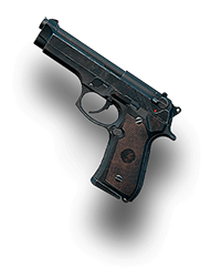 P92 Weapon