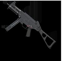 UMP45 Weapon