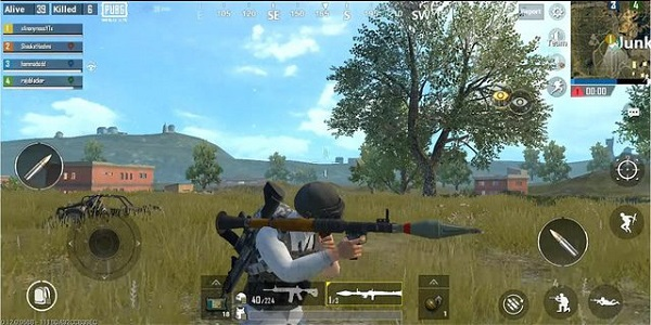 PUBG Mobile Lite RPG-7 Is Distributed In Many Drops.
