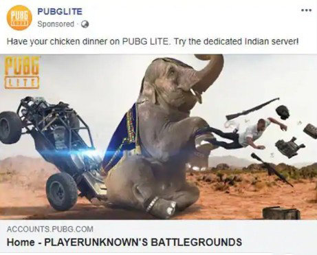 The Information About The Dedicated Indian Server For PUBG Lite Has Been Shared On The Fan Page