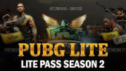 PUBG Lite New Update: Added Two New Currencies And Lite Pass Season 2