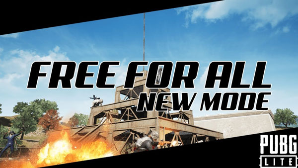 PUBG Lite Free For All new mode