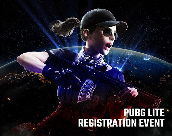 PUBG Lite Expansion Event
