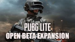 PUBG LITE Open Beta Expansion
