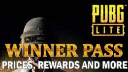 PUBG Mobile Lite Winner Pass Is Now Available With Three Variants, Prices, Rewards And More