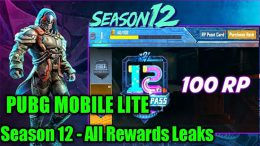 How To Download PUBG Mobile Lite Update Season 12