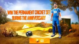 How To Own A Free Cricket Outfit Set In PUBG Mobile Lite