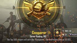 "Top Ways To Achieve ""Conqueror"" Tier In PUBG Mobile Lite 2020"
