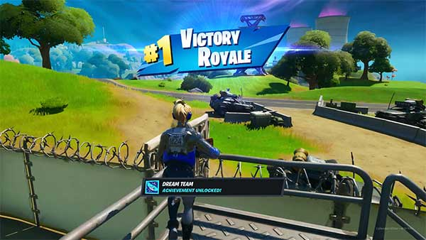 Victory Royale Offers an Opportunity To Improve Survival Tactics