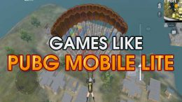 Best Games Like PUBG Mobile Lite