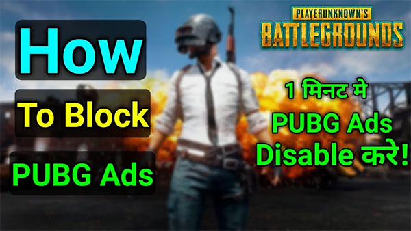 Remove Ads PUBG PC Game