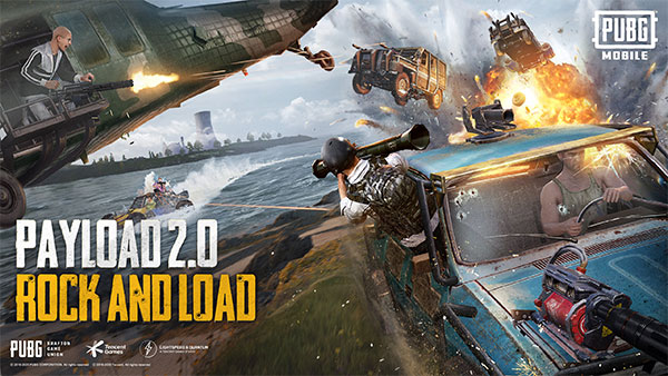 PUBG Mobile Lite Payload 2.0 All Features