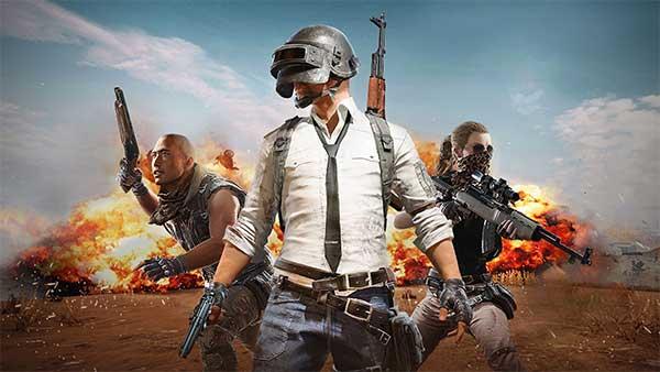 PUBG Lite Multiplayer Battle Royale Game