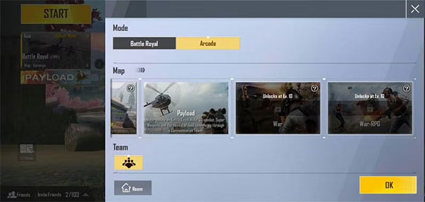 Players will have more amazing experiences with Arcade Mode Maps.