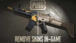 PUBG Mobile Changing Gun Skin: Ways To Change in Lite