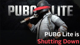 PUBG Lite Shut Down