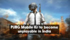 PUBG Mobile KR
