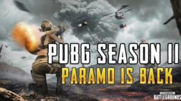 PUBG Paramo map is back in PUBG Season 11