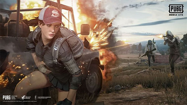Many good places to land in PUBG map